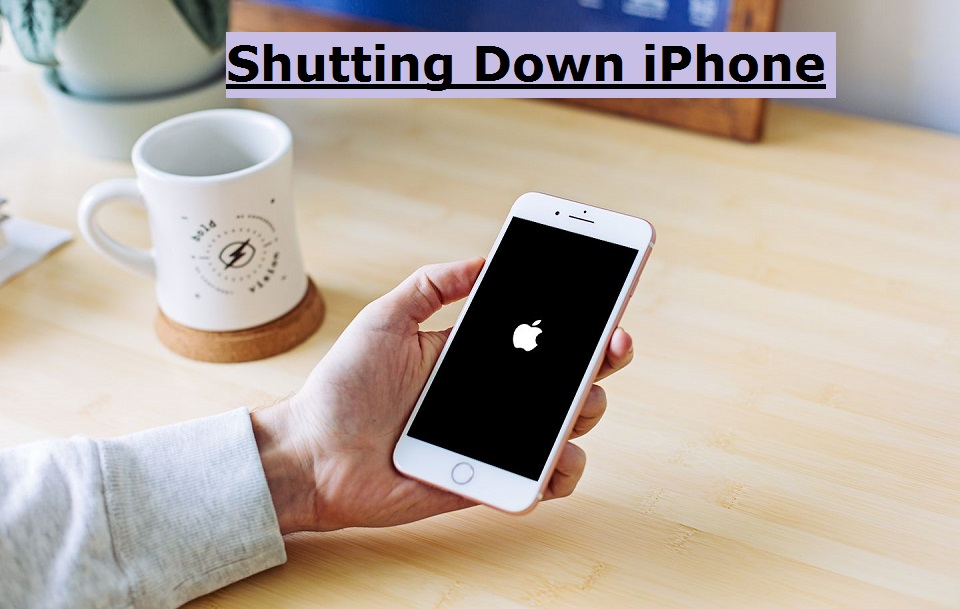 Gosurepair Gadget Repair Shop Blog - Shutting Down iPhone
